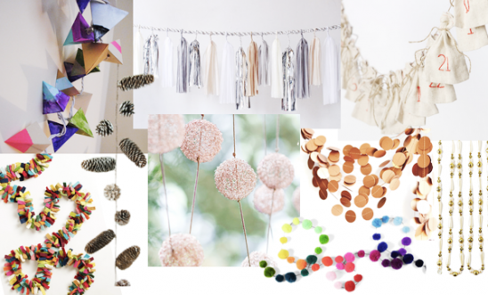 Make The Trend Decorative Garland For All Occasions By Kollabora