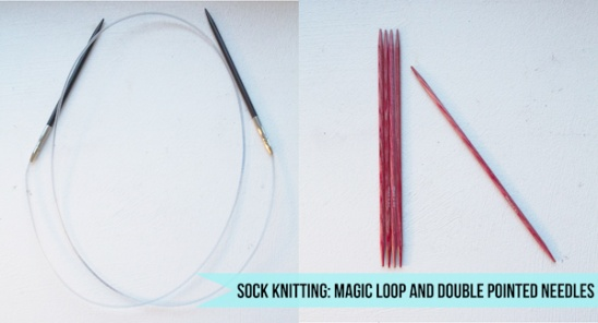 Sock Knitting Magic Loop Vs Double Pointed Needles By Kollabora