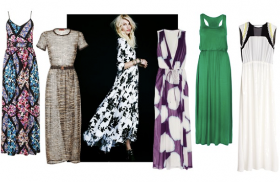 Make the Trend: Maxed Out Maxi Dresses by Kollabora - Blog post ...