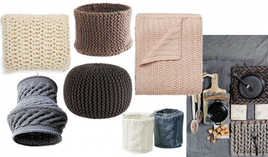 Make The Trend The Knitted Home By Kollabora Blog Post Knitting Home Decor Kollabora
