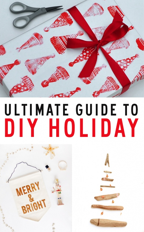 ultimate guide to diy holiday by kollabora blog post
