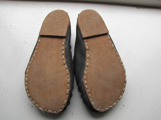 Hand Made Moccasins Full Tutorial By Katja Project
