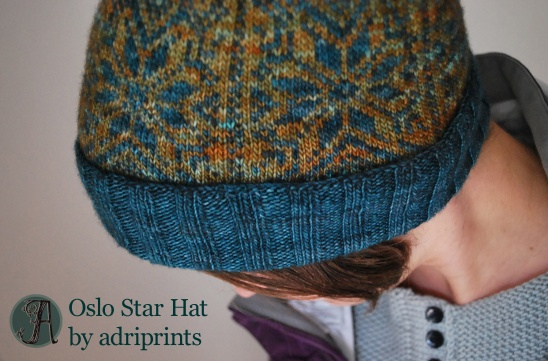 Stranded Colorwork: Dealing with Long Floats by Adri H ...