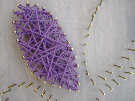 String wall art by natalie project home decor kollabora wrap some more prinsesfo Choice Image