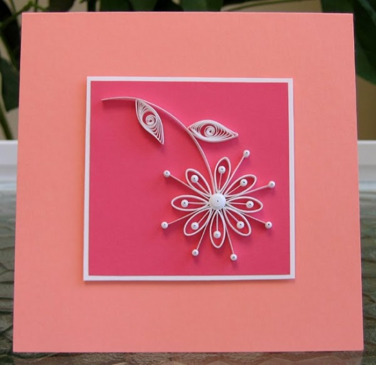Stylized Daisy Card By All Things Paper Project Home Decor