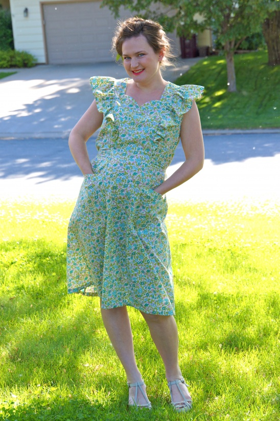 Simplicity 4635 By Annabelle Project Sewing Dresses Womens
