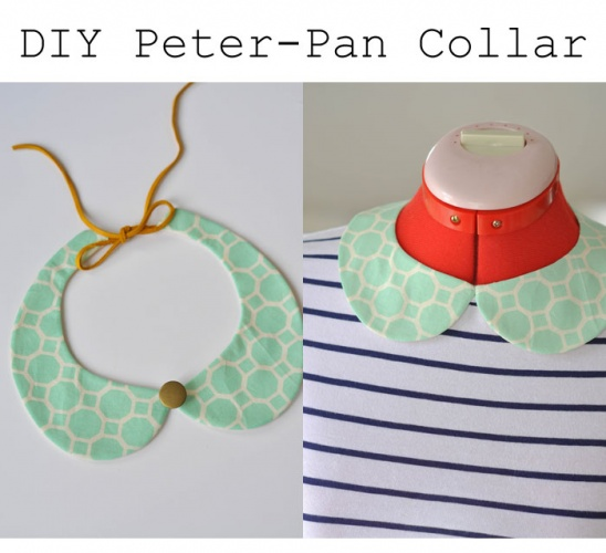 Removable Peter Pan Collar Kollabora Alt Summit Challenge By