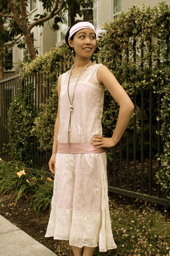 I Made Myself A Great Gatsby Esque Dress In Anion Of The Movie Coming Out My Goal Was To Make Something As Historically Accurate Possible While