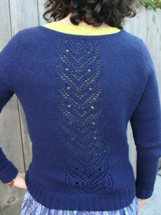 Ginnys Cardigan By Claire Project Knitting Cardigans