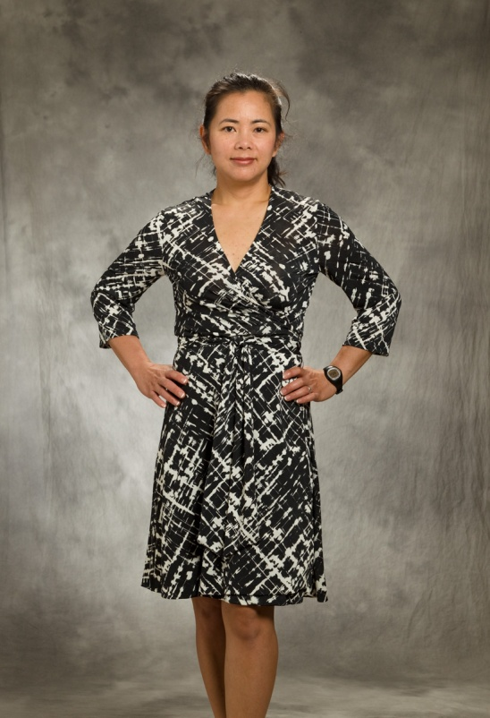 099646bc12a49 Vogue 1549 DVF Wrap Dress by sewnotwork   Project   Sewing / Dresses ...