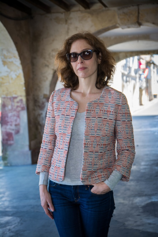 Jacquard Coco Jacket by sara | Project | Sewing / Outerwear | Kollabora