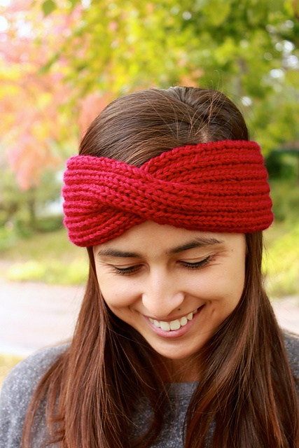 Nicole Headband Twisted Turban Supply Patterns Kollabora