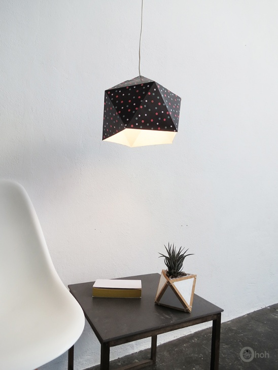 image relating to Printable Lampshade referred to as A printable lampshade through Ama Ryllis Challenge House Decor