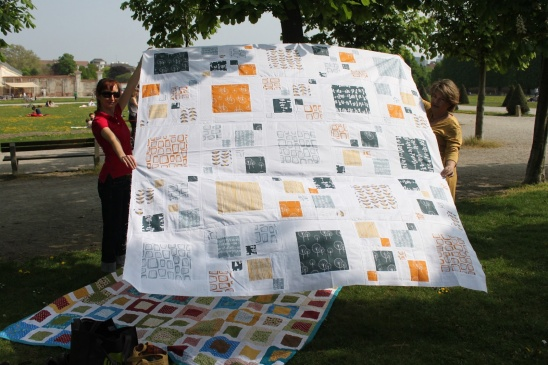 Copycat Quilt By Heather Nordquist Project Sewing Quilting