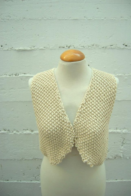 Eva Vest By We Are Knitters Project Knitting Vests Kollabora