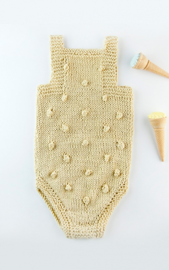 Baby Knitting Kits Uk : Gretel onesie by we are knitters project knitting