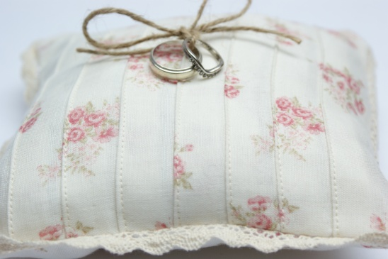 Wedding Ring Pillow by Love Me Sew Project Sewing Accessories