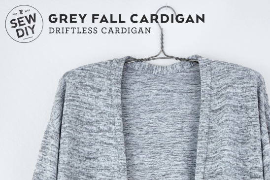 Diy Xtra Long Driftless Cardigan By Sew Diy Project Sewing