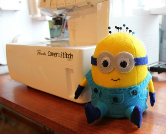 Minion Pincushion by Shannon Jordan | Project | Sewing / Accessories ...