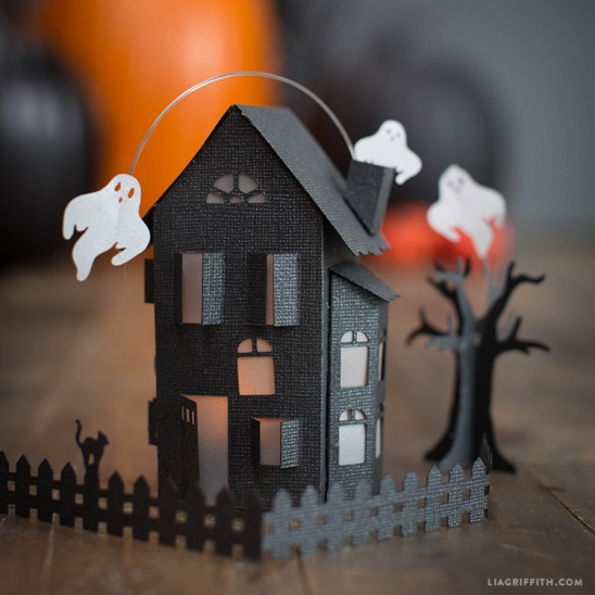 Haunted house diy projects