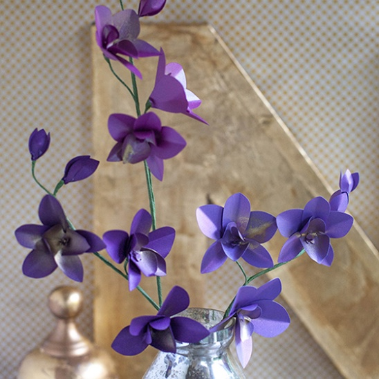 DIY Dendrobium Orchids By Lia Griffith