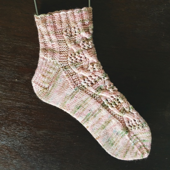 Knitting Women S Socks : Springtastic socks by michelle carter project knitting
