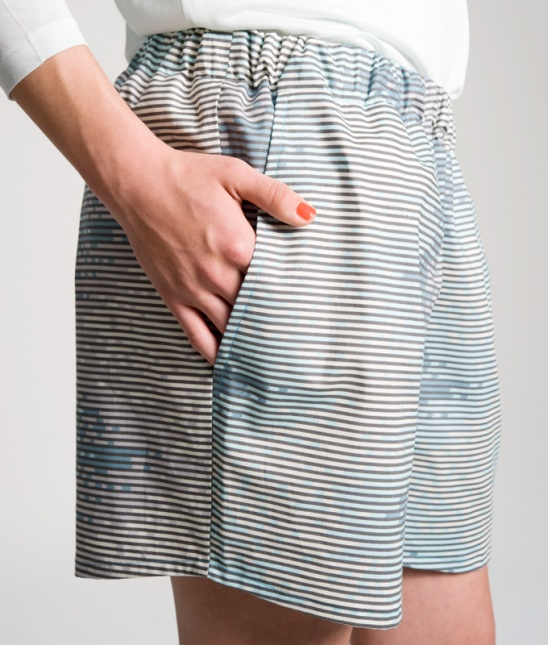 sewing pattern shorts jessica by silke - schnittchen | Project ...