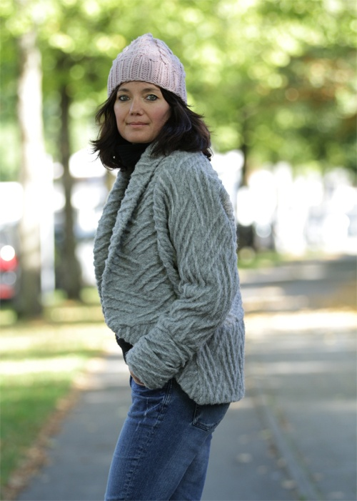 warm & cosy louise by silke schnittchen | Project | Sewing