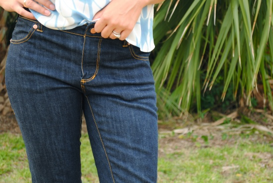 New jeans! by Sallie Barbee | Project | Sewing / Pants & Shorts ...