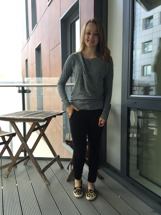 Linen Knit Bowline Sweater By Fiona Project Sewing Shirts