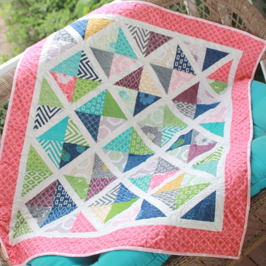 Lattice Quilt By Girls In The Garden Project Sewing Quilting