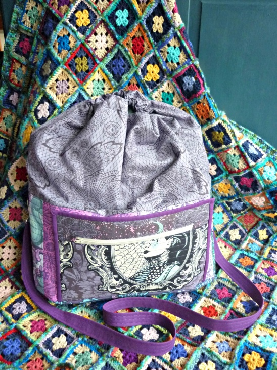 Doris Project Bag By Reenenellies Niceties Project Sewing