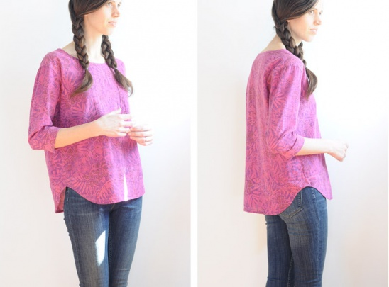 Easy to Sew Shirts