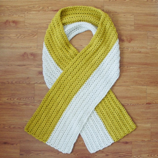 Impossible Scarf Part Deux By Becky Helms Project Crochet