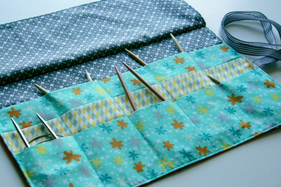 Knitting Needle Wallet By The Craft Junky Project Sewing
