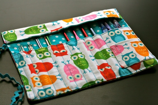 Crochet Hook Rolls By The Craft Junky Project Sewing