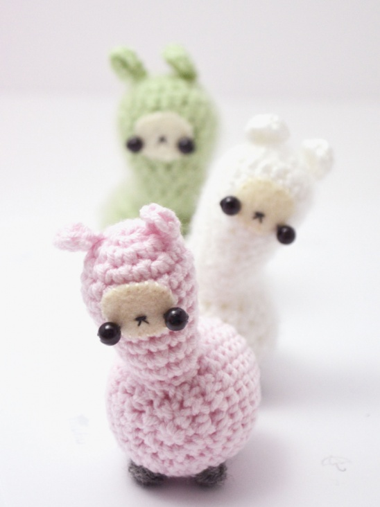 Cute llama amigurumi pattern Supply Patterns Kollabora