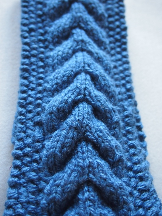 Horseshoe cable headband by Ruth | Nightingale & Dolittle | Project ...