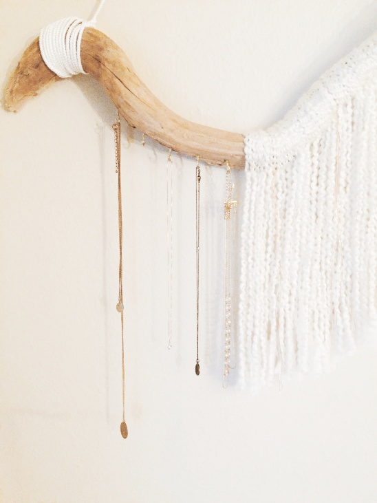 Driftwood Necklace Hanger By Createforless Project
