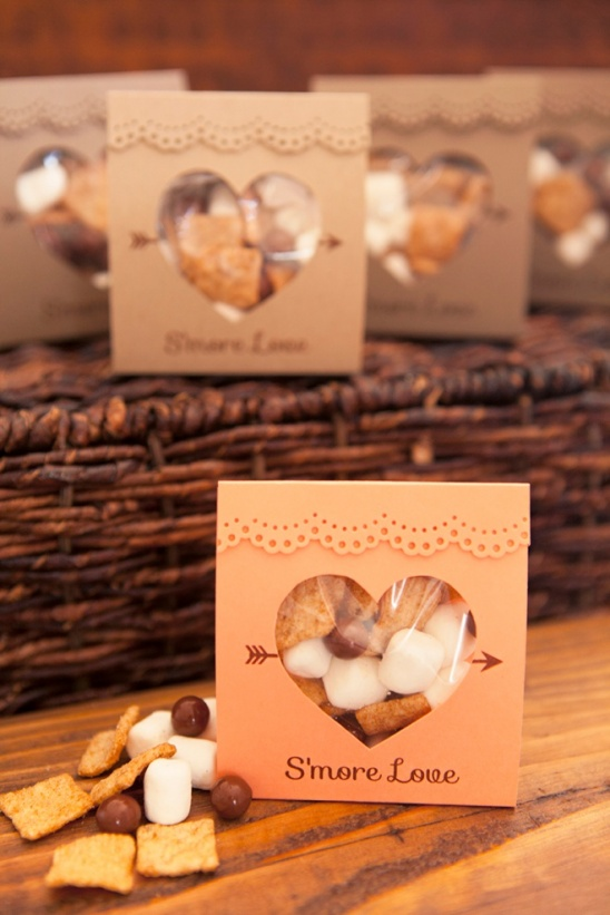 DIY S\'mores Trail Mix Favors by Jen Carreiro | Project | Papercraft ...
