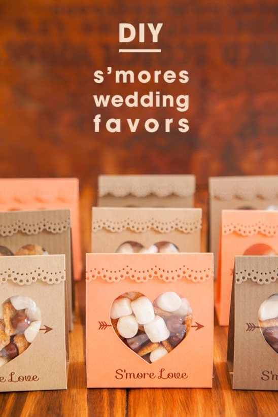 DIY S\'mores Trail Mix Favors by Jen Carreiro | Project ...
