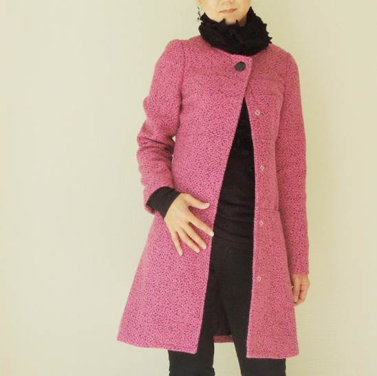 Wool Coat Pattern