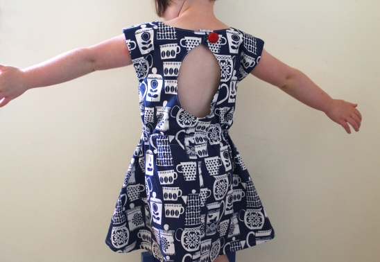 Midcentury Modern Frock by Heather from Piggy and Bear | Project ...