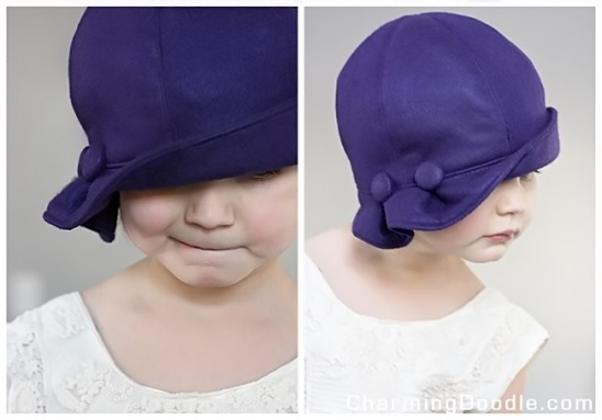 Cloche Hat by CharmingDoodle   Project   Sewing / Accessories   Hats ...