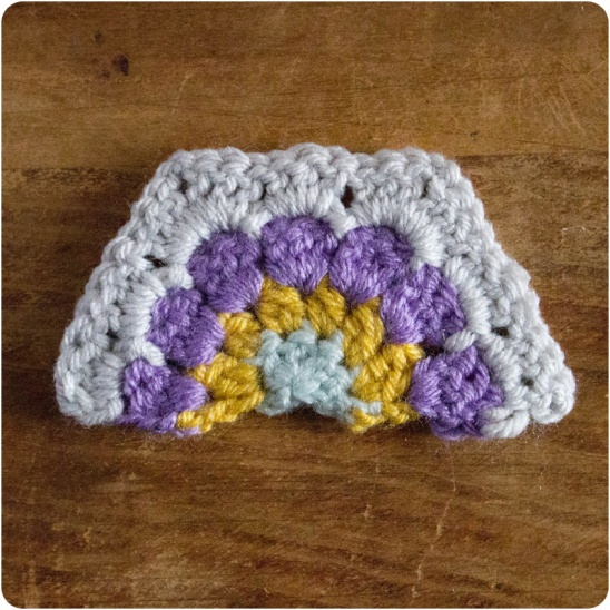 ec65bcf3a Crochet Half Hexagon by Bren Boone | Project | Crochet / Blankets ...