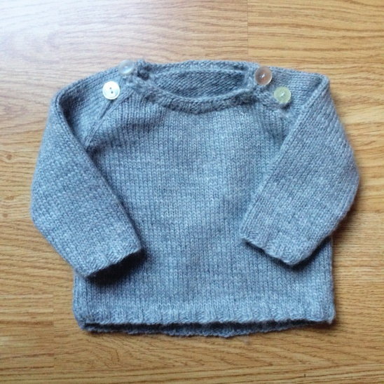 adec0f40f Tiny sweater by Tante Karlo
