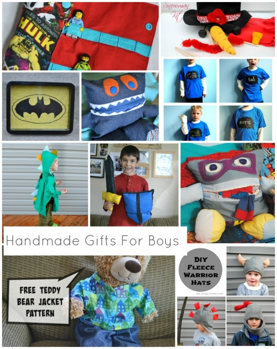 Handmade Gifts For Boys By Stacey Boy Oh Boy Oh Boy
