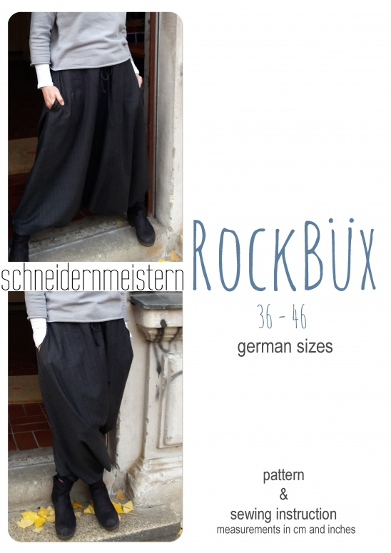 Rockbüx / experimental pants | Supply | Patterns | Kollabora