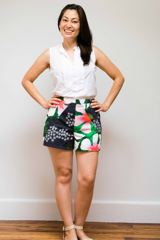 Katy and Laney\'s Tap Shorts by Jennifer, Workroom Social | Project ...
