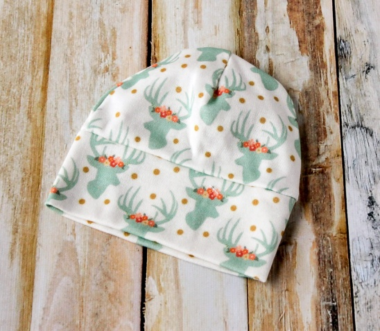 Diy Baby Hat Sewing Pattern And Tutorial In Sizes Premie